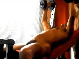 GYM NAKED SEX