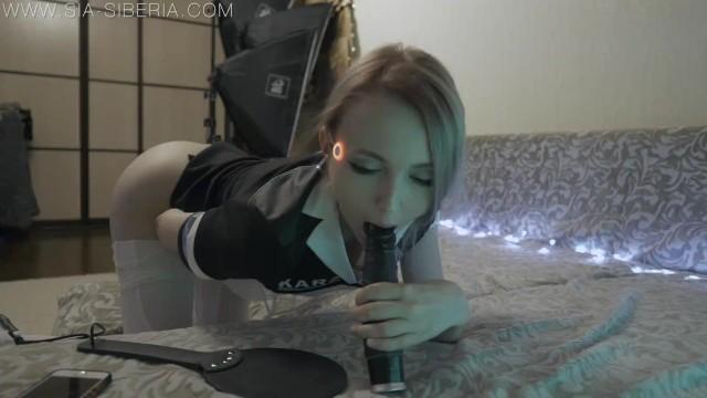 Kari byron busty pics - Detroit: become human. kara fucking hard