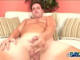 Dan Masters Mastering His Cock