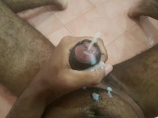 Sri lankan boy shoots cum