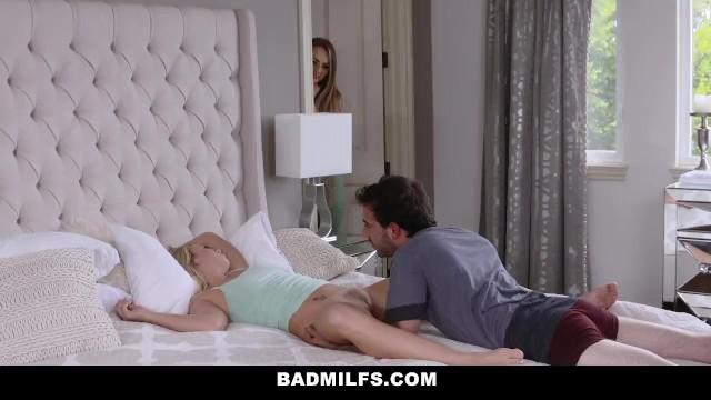 BadMILFS - Caught Looking at Stepmom's Ass 3