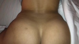 First ever video! Fat ass white girl fucked from behind!