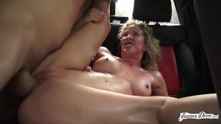 BIG TITTED MILFS TURNED INTO CUM HUNGRY COUGARS - R&R08 MILF EDITION  big ass cum inside pussy big tits big cock creampie blowjob milf hardcore sex raw cougar anal orgasm doggystyle james deen rough sex