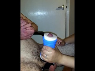 Preview 4 of Teasing and cumming after 2 weeks of edging