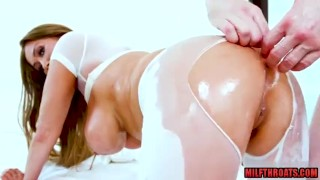 Kianna Dior Balls Deep Pounding  butt mother deepthroat balls deep in pussy big boobs big ass milf asian big tits big tits balls deep canadian asian mom