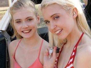 Part 1, Teens Chloe Cherry & Hannah Hays Fucking Family On Vacation S3:E6