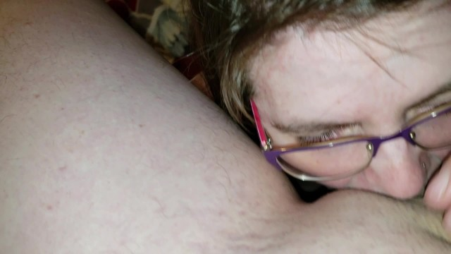 Beautiful wife gets throat fucked and load blown all over her face. 15