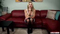 Cory Chase taking your virginity POV