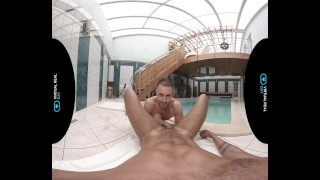 VirtualRealGay.com - Lets celebrate II Solo ass