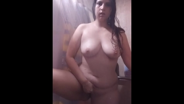 Fuck me in the shower