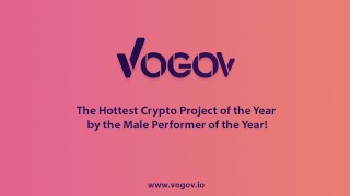 VogoV Tokens: Where Porn Penetrates Blockchain
