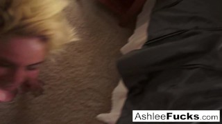 And james all fuck around the ashlee house blond natural