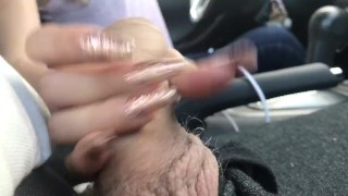 Tick cum swallow after a amazing head and jerk off posible the ticker cum e Masturbating toy