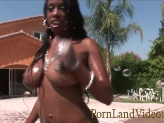 Horny oiled and fucked...