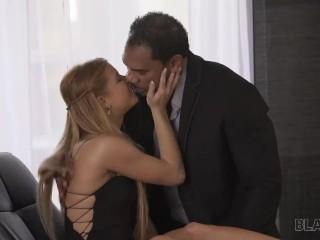 nikita - BLACK4K. Amazing interracial sex scene of passionate babe and male