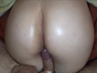 Ass getting fucked...