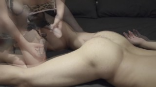 Sensual pegging day. Fucking my bf ass with a double strapon watching porn!  perfect girlfriend ass fuck pegging his ass amateur wife pegging pegging strapon orgasm Double Strapon pegging amateur adult toys sexy outfit pegging cum hotcouplelovelysex ruined orgasm fuck his ass watching porn