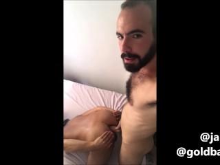 Fucking and breeding my sexy friend GoldBartxxx