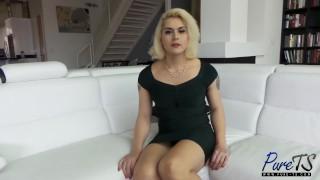 Isabella Sorrenti BTS Interview Ladyboy trap