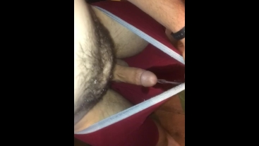 Pissing in my undies