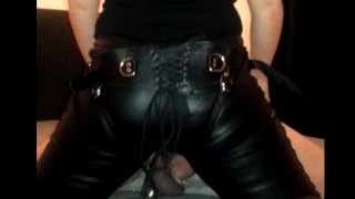 Fucking my faggot hubby in chastity into submission - strapon pegging  ass fuck orgasm denial pegging strapon bdsm chastity humiliation femdom wife domination kink mistress chastity femdom cum denial blue balls fucking ass