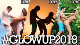 Tre anni di scopate in giro per il mondo - Raccolta #GlowUp2018