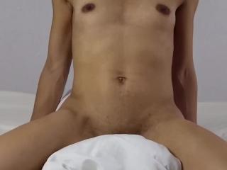 Sexy Ebony Humps Pillow Softs moans