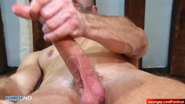 Enema gay porn - My very sexy neighbour made a porn