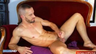 My very sexy neighbour made a porn !! Anal massage