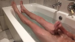 Bathtub wank