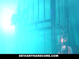 Preview 2 of DeviantHardcore - Interracial Anal Slut Gets Dominated
