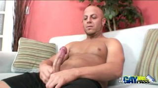 Kay Jay Solo Play With His Cock