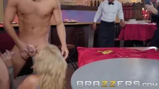 Brazzers- Bonnie Rotten The Cumback - Tattooed pornstar gets dped Climax rough
