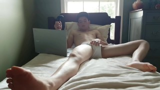Testing the Twisted rimmer prostate massager from Tootimid.com