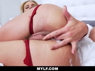 MYLF-Horny Housewife Phoenix Marie Fucked By Big Cock Thief