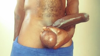 Big Black Dick A REAL BLACK MAN'S DICK PT3