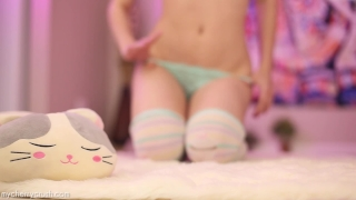 Cherrycrush - Cum on my Lips, Butt plug anal and wet blowjob  ass fuck hentai sloppy head camgirl booty sucking sexy masturbate cumshot young girlfriend pawg cherry compilation teenager neko