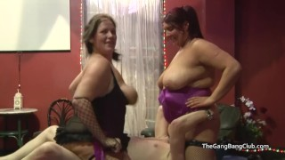The big girls banging blowjob drilled