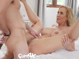 Good Mommy Brandi Love Has Her Pussy Filled With Multiple Creampies