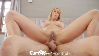 Brandi multiple love cumk creampies mom filled with step cumshot mother