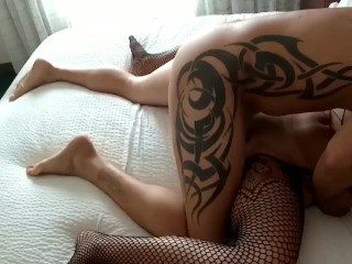 Love first ever with creampies pt1...