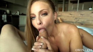 Britney Amber Passionate Amateur Sex Tape and Oral Creampie  she makes him cum oral creampie big tits big cock riding mom blowjob pov best blowjob ever rough mother blowjob swallow big boobs amateur milf eye contact blowjob fake tits porn for couples ball sucking