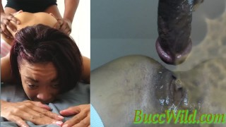 Becky BuccWild ANAL Assault and Facial Oral fuck