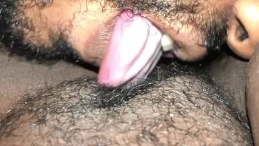 Slow Licking Mz Ladybugs Juicy Pussy