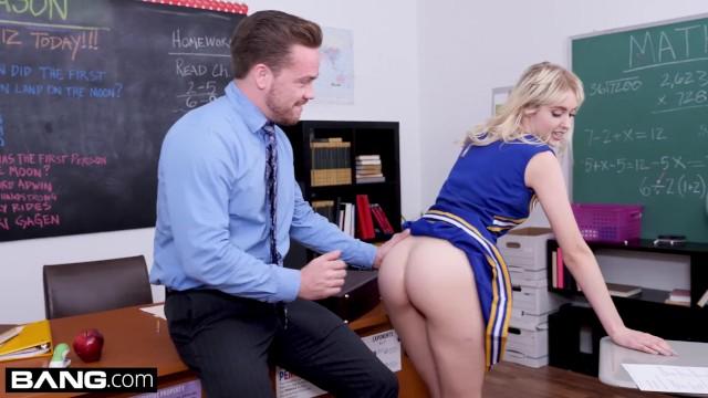 Gym Teacher Fucks Student