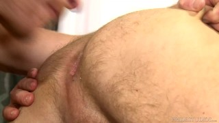 Muscle Hunk Daddy Fucks His Friend & Rims His Ass 4 A Change Of reality
