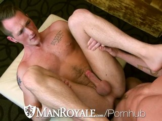 ManRoyale Jack Hunter Pounds Jackson Cooper
