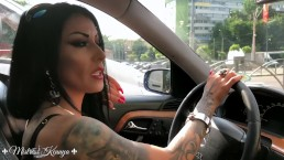 Mistress Kennya: The public humiliation of My puppy bitch (10) Trailer