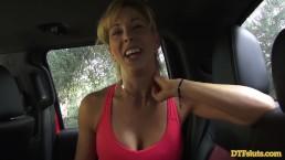 MILF SLUT CHERIE DEVILLE HAS EXTREMELY HOT PUBLIC SEX IN A CAR