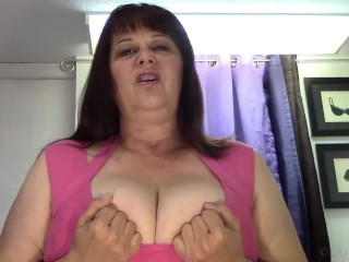 Aunt Makes You Jerk For Taking Dirty Pics Teaser
